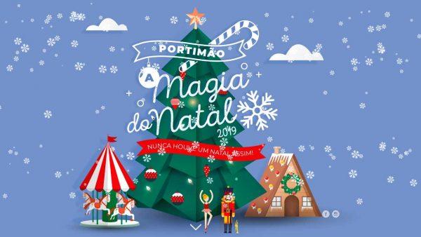 Atividades de Natal em Portimão