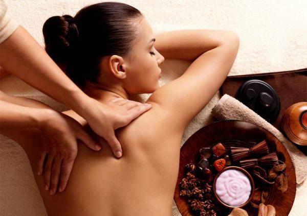 Comece o ano de forma relaxada com uma massagem Serenity