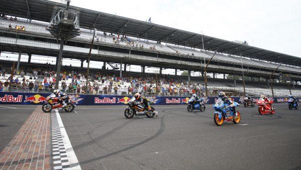 Última corrida do Mundial de MotoGP em Portimão